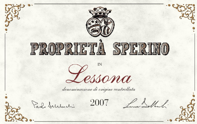 Proprieta Sperino